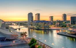 Explore MediaCityUK & The Quays