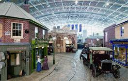 Travel back in time at Milestones Museum