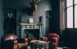 Enter a world of speakeasy chic at The Milk Thistle