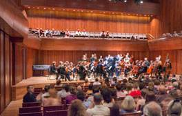 Enjoy a performance at Guildhall School of Music & Drama