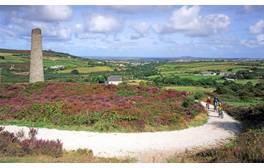 Explore Cornwall's mining heritage