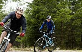 Bicicleta de montaña en Dalby
