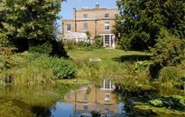 Stimulate your senses at Myddelton House Gardens