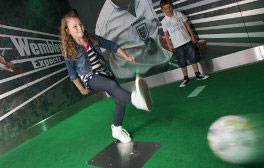 Get hands on at the National Football Museum
