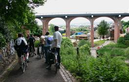 Discover the vibrant Ouseburn