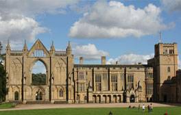 La Newstead Abbey De Lord Byron