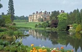 Enjoy strolls on the grounds of Sandringham Estate