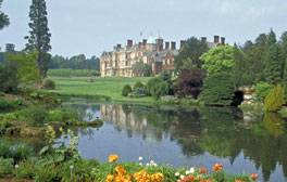 Enjoy strolls on the grounds of Sandringham Estate