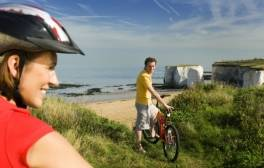 Get on your bike with the epic Viking Coastal Trail
