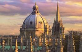 Go on a tour of Oxford University