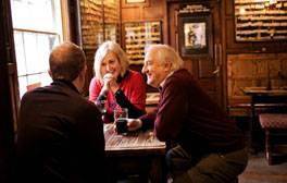 Drink a beer at The Bear Inn – Oxford's oldest pub
