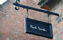 Meet Paul Smith, Nottingham's own fashion legend