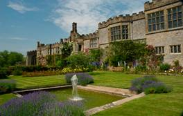 Experience the medieval romance of Haddon Hall