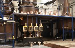 Tour the Black Friars Gin Distillery
