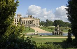 Be enchanted on a tour of Witley Court & Gardens
