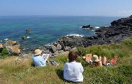 Learn to paint in St Ives