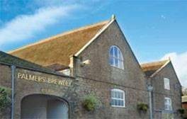Visit England's only thatched brewery