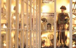 Visit one of the oldest museums in the country