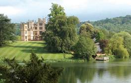 Visit one of Capability Brown's finest landscapes