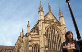 Experience life as a pilgrim at Winchester Cathedral