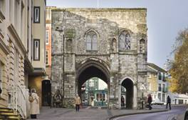 Explore the last of Winchester's medieval gates at Westgate Museum