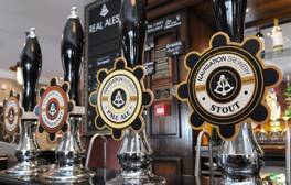 Pubs, beer and Robin: Drink in Nottingham's brewing heritage