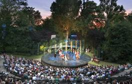 See a play under the stars at Regent's Park Open Air Theatre
