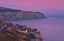 Discover Yorkshire's dramatic winter coast