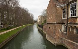 Explore Cambridge and Grantchester on two wheels