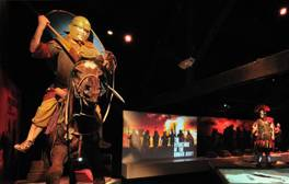 See the Roman military come to life at the Roman Army Museum