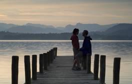 Enjoy a romantic escape to the Lakes