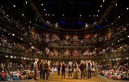 Take in a show by the world class Royal Shakespeare Company
