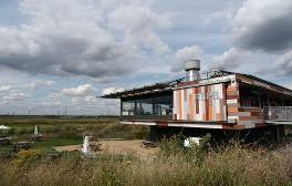 Get close to nature at RSPB Rainham Marshes