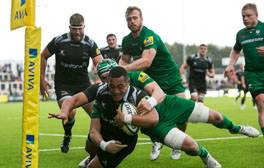 Experience the ultimate rugby weekend at Newcastle Falcons