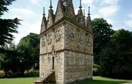 La Cabaña Triangular de Rusthton