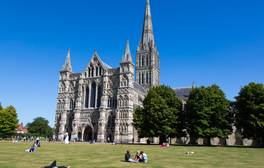 Celebrate 800 years of the Magna Carta in historic Salisbury