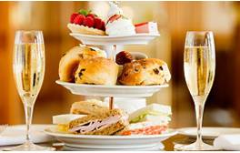 Take afternoon tea 20s style and enjoy timeless views