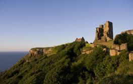 Des vues panoramiques sur la spectaculaire côte du Yorkshire