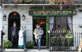 Uncover the mysterious world of Sherlock Holmes
