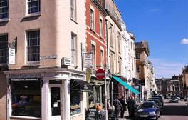 Shopping À Bristol