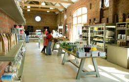 Enjoy local produce at Apley Farm Shop
