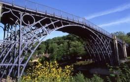 Explore the Industrial Revolution at Ironbridge Gorge