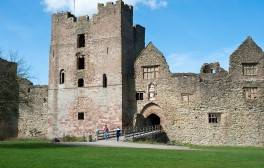 Get married in a Royal Castle in Ludlow