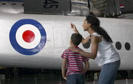 Get chilled at the Cold War Exhibition at RAF Museum Cosford