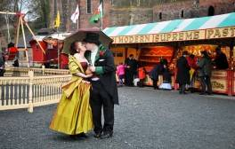 Weddings Victorian style at Blists Hill Victorian Town