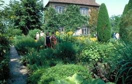 Visit the tranquil Sissinghurst Castle Gardens