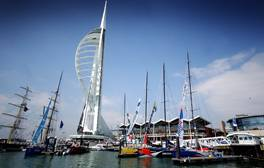 Enjoy a summer of waterfront events and festivals in Portsmouth