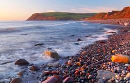 Experience Cumbria's soaring coastal cliffs at St Bees Head
