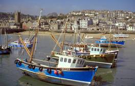 Enjoy jazz, art and sunsets in St Ives