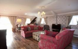 Revel in a romantic penthouse at Nottingham's St James Hotel